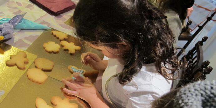 Taller de galletas decoradas